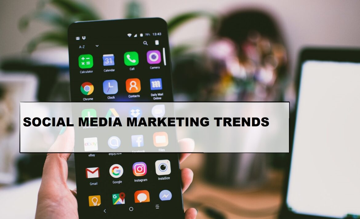 SOCIAL MEDIA MARKETING TRENDS in 2021