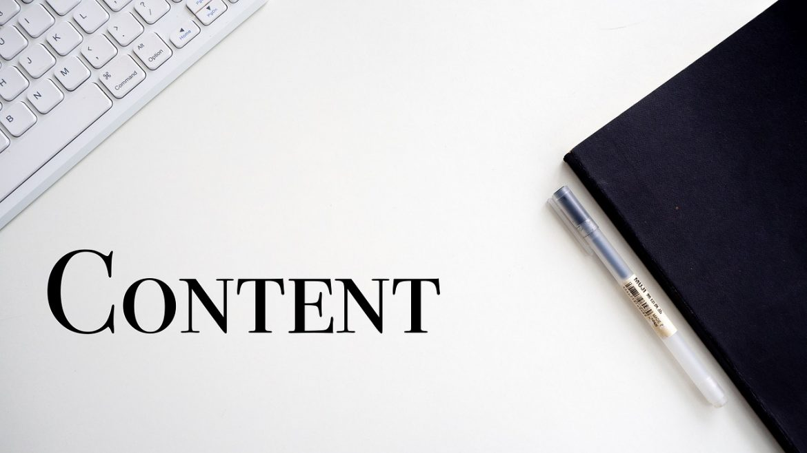 5 Reasons You Need A Content Marketing Strategy