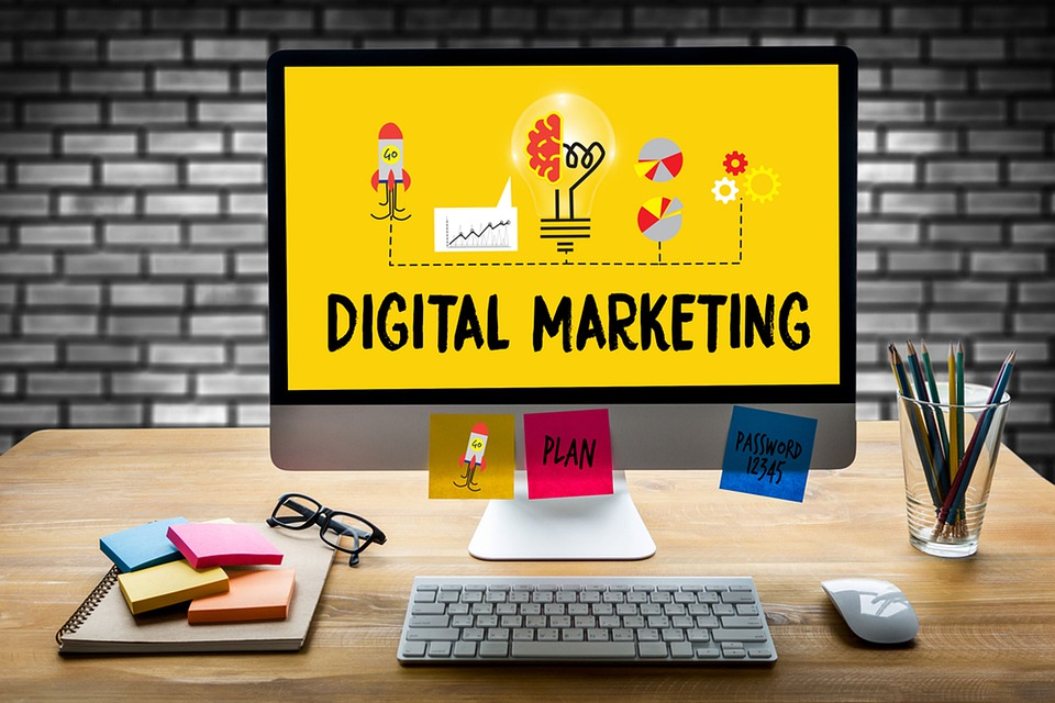 Digital MARKETING FOR SMALL BUSINESSES: WHERE SHOULD YOU START?